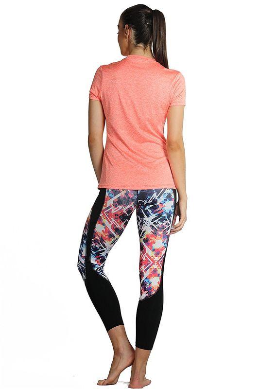 Single Jersey Dri Fit T Shirts , Womens Sports Apparel Quick